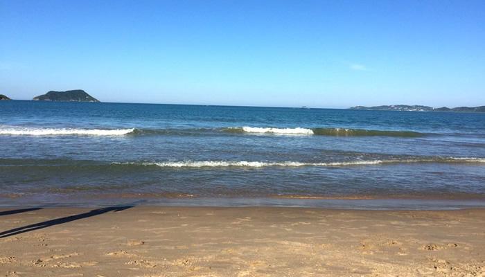 Praia Rasa, Búzios/RJ: Vista do Mar