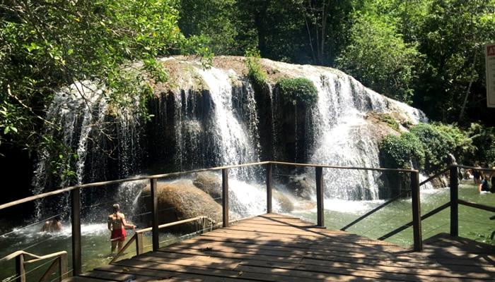 O que fazer em Bonito/MS: arque das Cachoeiras