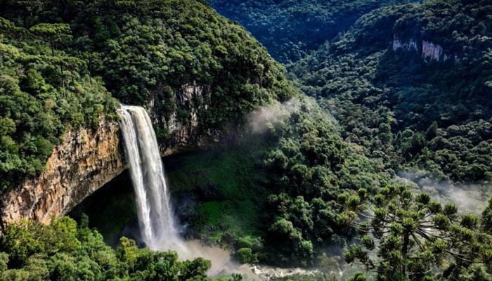 O que fazer em Canela/RS: Parque Estadual do Caracol