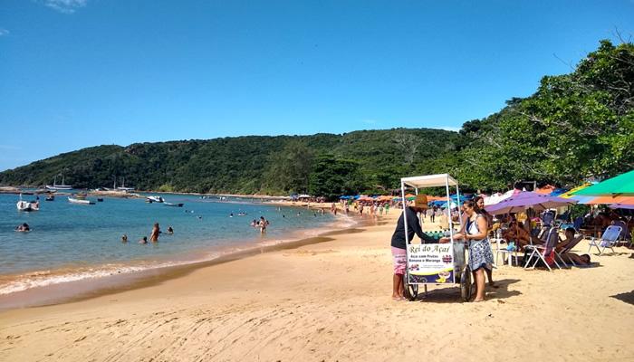 O que fazer em Búzios/RJ: Praia de Geribá