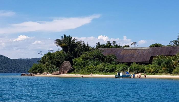 O que fazer em Paraty/RJ: Praia Saco do Mamanguá