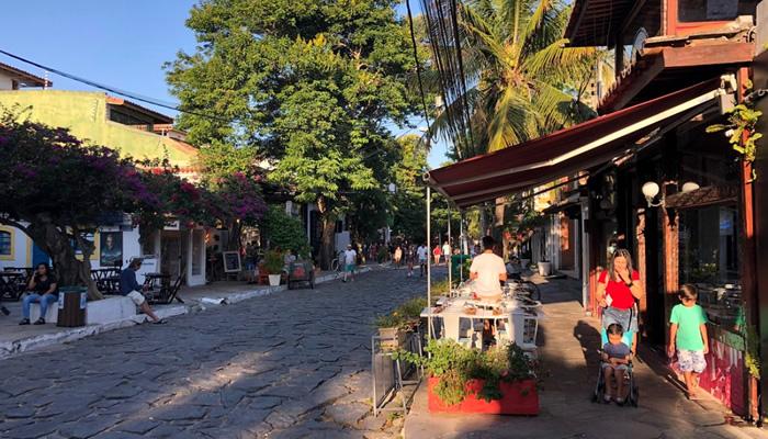 O que fazer em Búzios/RJ: Rua das Pedras