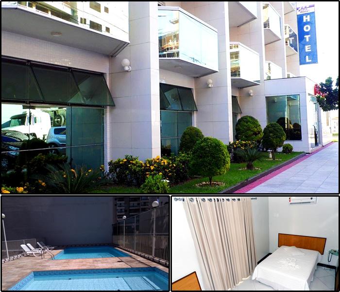 Hotéis e Pousadas na Praia de Itaparica: Itaparica Praia Hotel
