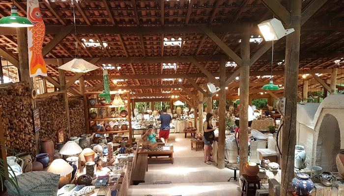O Que Fazer em Cunha (SP): Atelier de Cerâmica Suenaga & Jardineiro