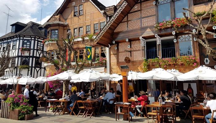 O que fazer em Campos do Jordão (SP): Cervejaria Baden Baden