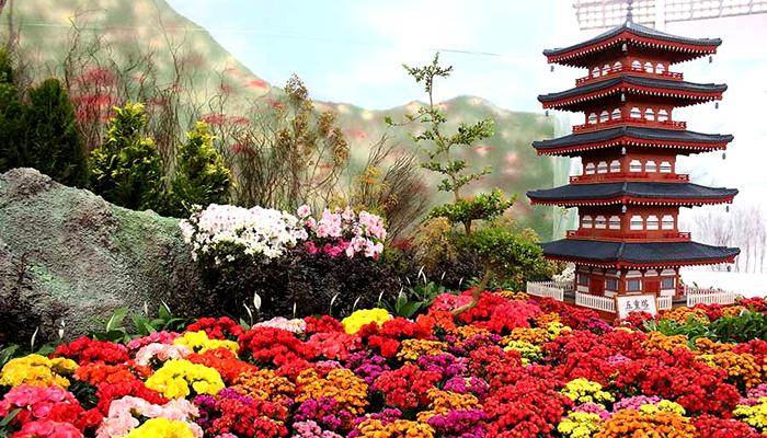 O Que Fazer em Atibaia (SP): Festa de Flores e Morangos de Atibaia