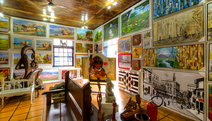 O Que Fazer em Embu das Artes (SP): Galeria de Arte