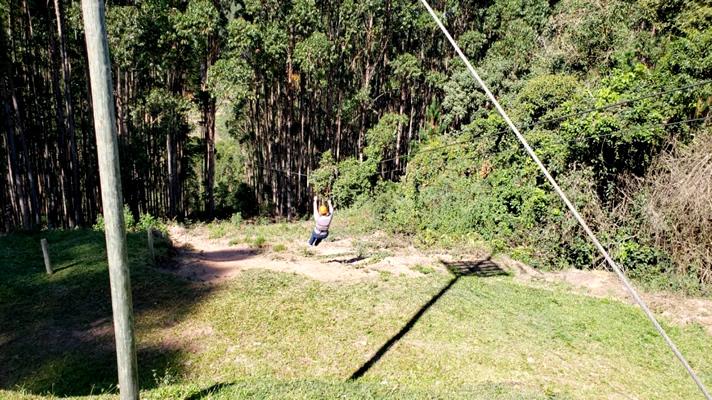 O Que Fazer em Monte Verde (MG): Mega Tirolesa, no Circuito Fazenda Radical