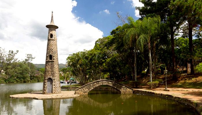 O Que Fazer em Atibaia (SP): Parque Edmundo Zanoni