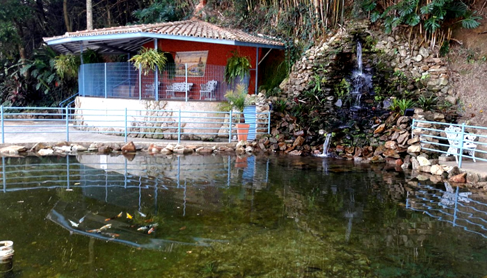 O Que Fazer em Serra Negra (SP): Parque Fonte Santo Agostinho
