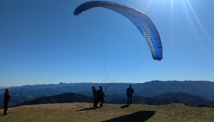O Que Fazer em Santo Antônio do Pinhal (SP): Pico Agudo