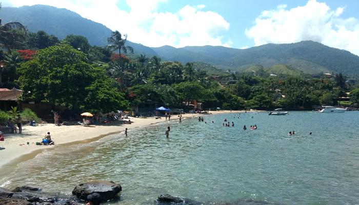 O Que Fazer em Ilhabela (SP): Praia do Pinto