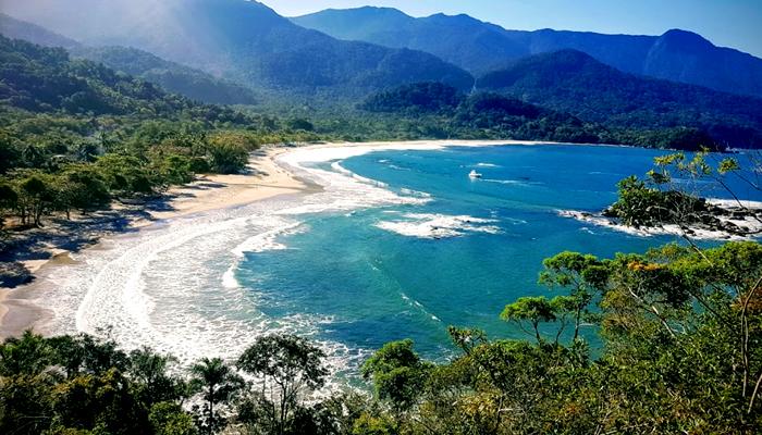 O Que Fazer em Ilhabela (SP): Praia dos Castelhanos
