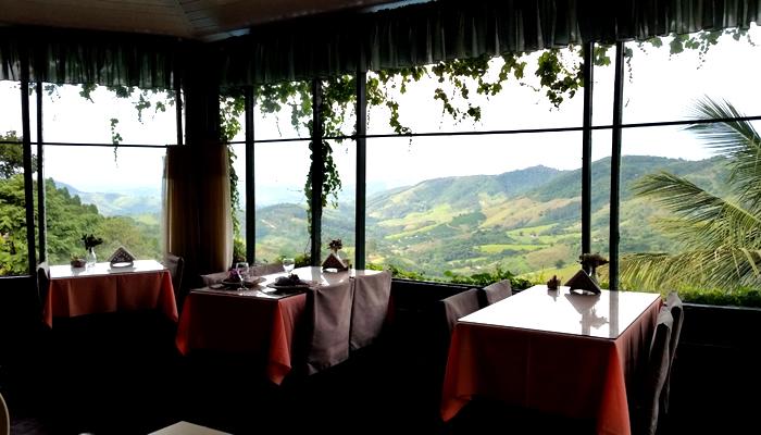 O Que Fazer em Serra Negra (SP): Restaurante Shangri-lá