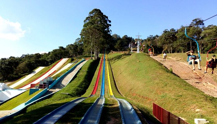 O Que Fazer em São Roque (SP): Ski Mountain Park