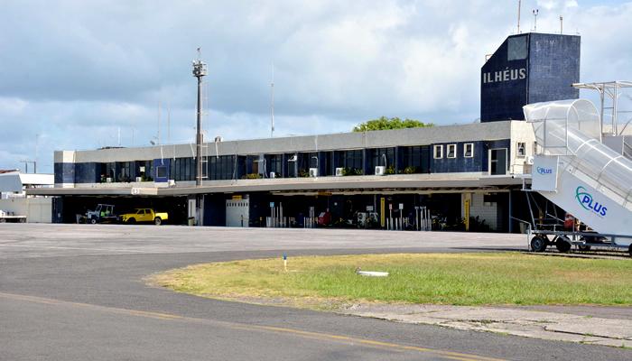 Aeroporto de Ilhéus (Aeroporto Jorge Amado)