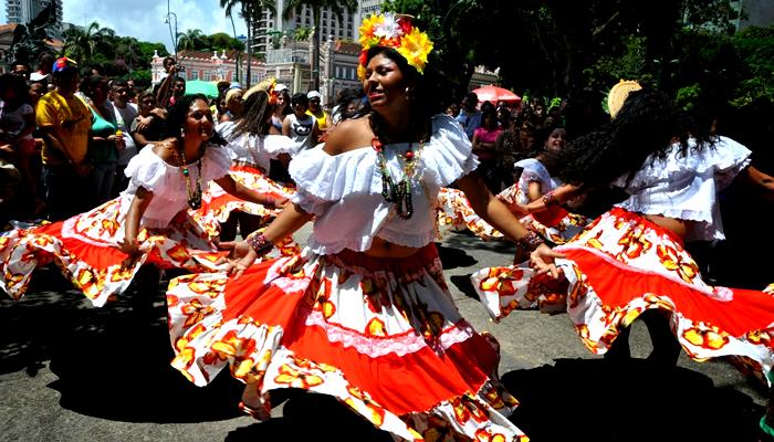 Danças Típicas da Região Norte do Brasil