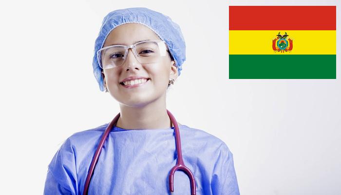 Quanto ganha um médico na Bolívia?