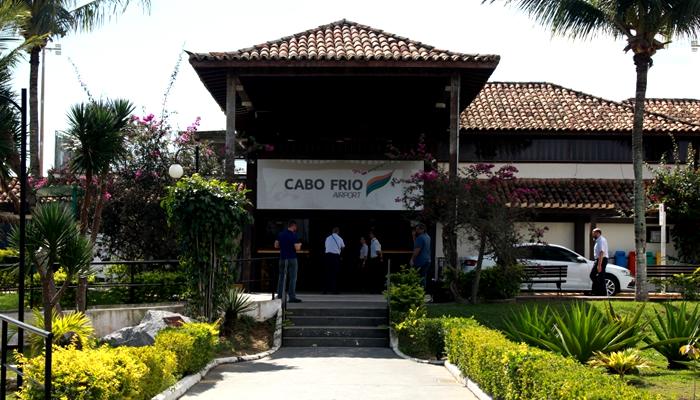 Como chegar em Cabo Frio/RJ de avião: Aeroporto de Cabo Frio