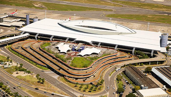 Como ir para Porto de Galinhas: Aeroporto Internacional dos Guararapes, em Recife/PE
