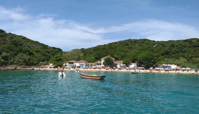 Como chegar em Búzios (RJ): Praia