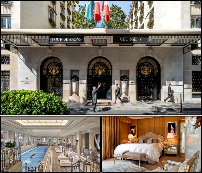 Hotel Four Seasons George V Paris