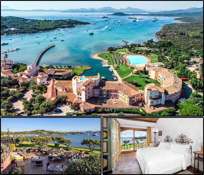 Hotel Cala di Volpe, Sardenha