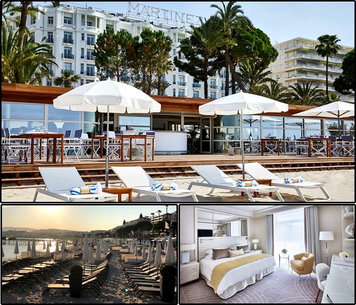 Grand Hyatt Cannes Hotel Martinez, Cannes