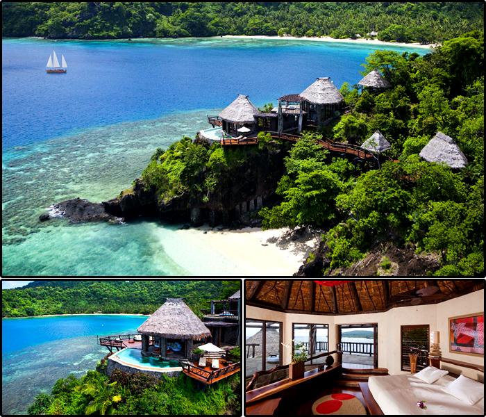 Laucala Island Resort, Ilhas Fiji