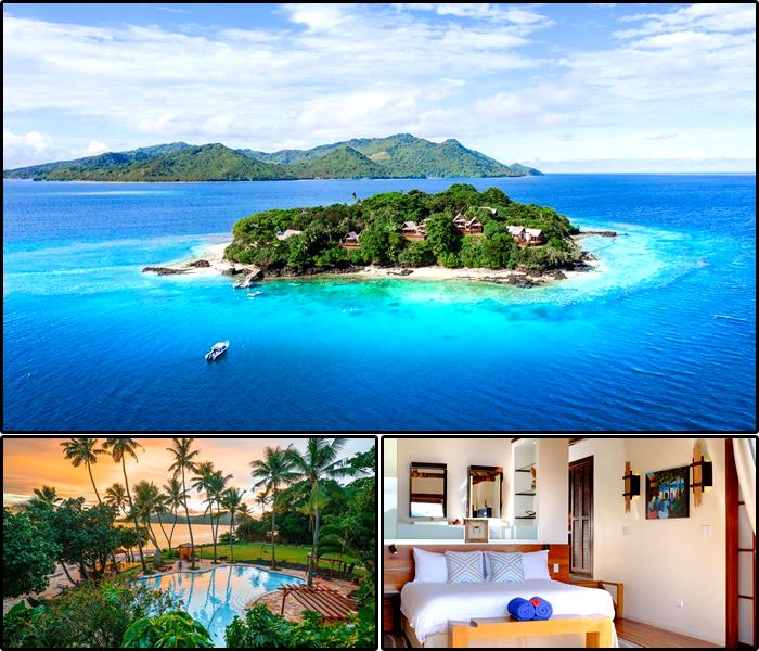 Royal Davui Resort, Fiji