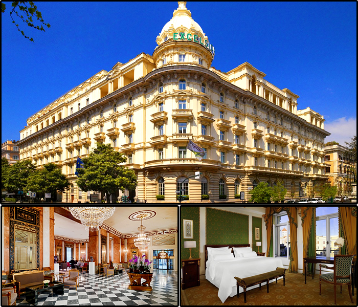 Westin Excelsior, Roma