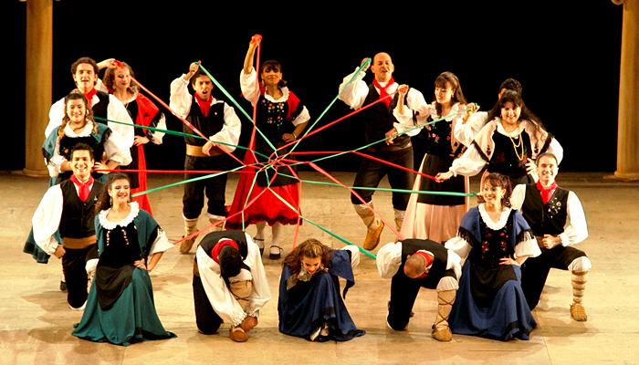 Danças Típicas da Região Sul do Brasil