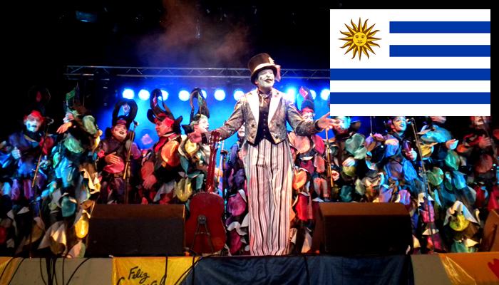 Manifestações e Danças Típicas do Uruguai