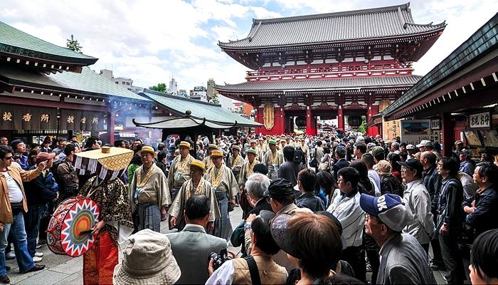 Festival Asakusa Sanja
