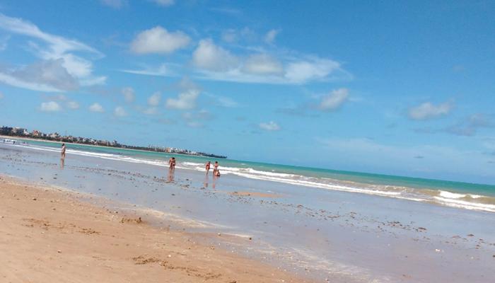 Praia de Intermares