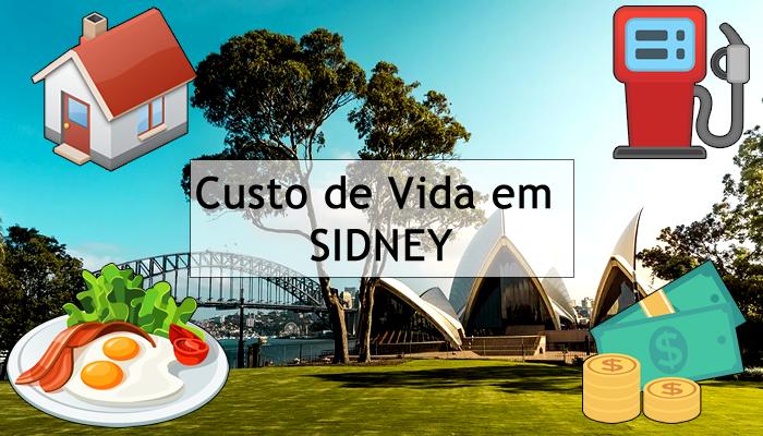 Qual o Custo de Vida em Sidney, Austrália?