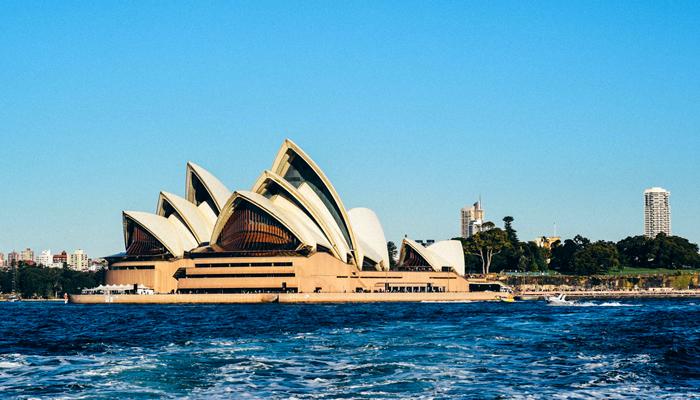 Opera House, em Sidney, um cartão postal da cidade