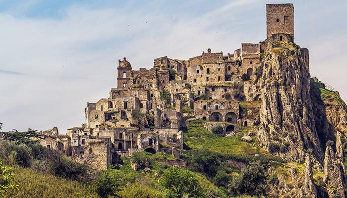Craco, Itália