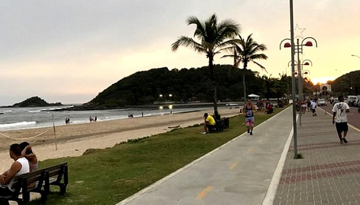 Praião ou Praia de Itanhaém