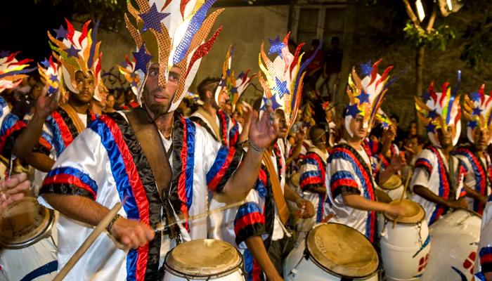 Desfile de Abertura do Carnaval