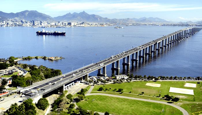 vHistórias e Curiosidades da Ponte Rio-Niterói