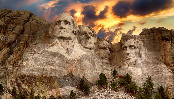 História e Curiosidades do Monte Rushmore nos EUA