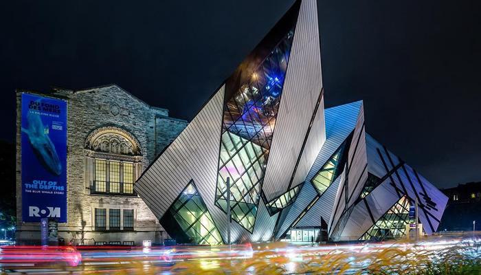 Royal Ontario Museum (Museu Real de Ontário)