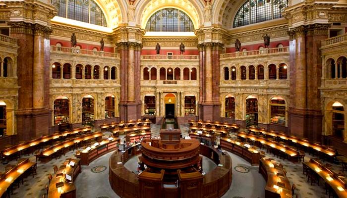 Biblioteca do Congresso (Library of Congress)