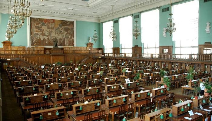 Biblioteca Estatal Russa (Russian State Library)