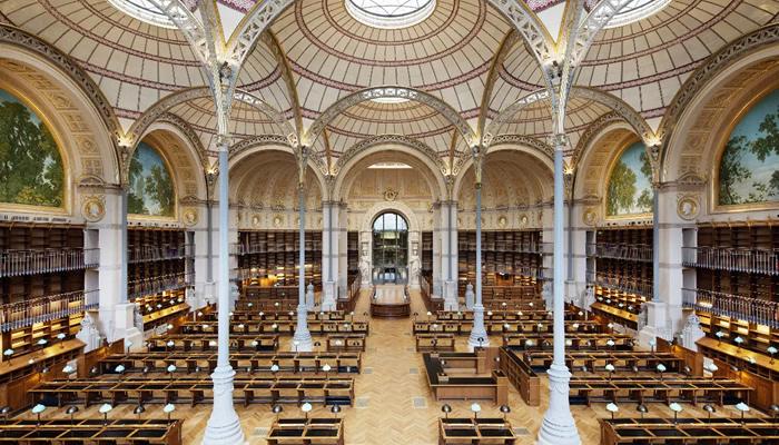 Biblioteca Nacional da França (Bibliothèque Nationale de France)