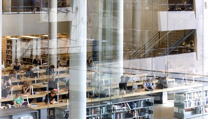 Biblioteca Real Dinamarquesa (Royal Danish Library)