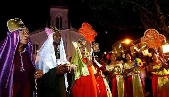 Festa dos Santos Reis na Lapinha