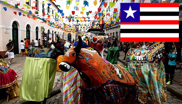 Festas Típicas do Maranhão