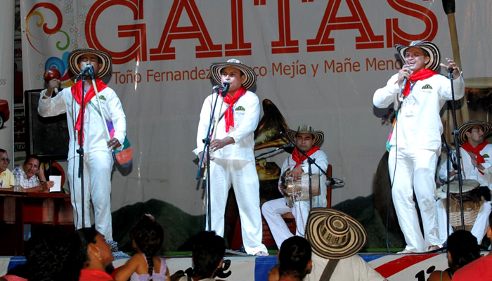 Festival Nacional Autóctono de Gaitas